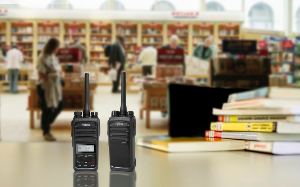 How Two Way Radios Help Keep Workers Covid-19 Safe