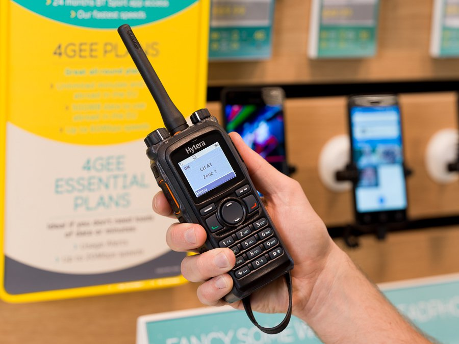 The Benefits Of Two-Way Radios